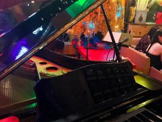 クリスマスパーティージャズ-ビレバンピアノ