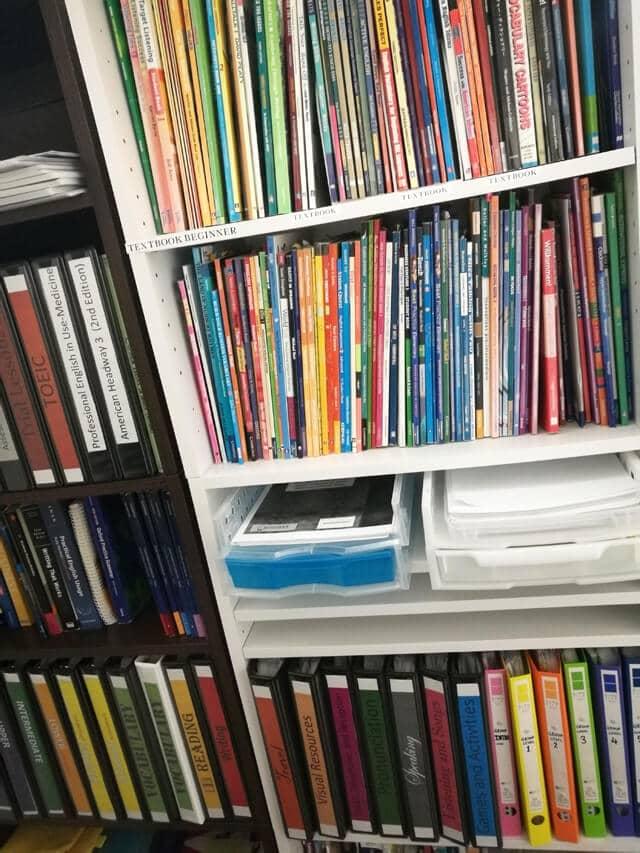 ビヨンドの教科書棚